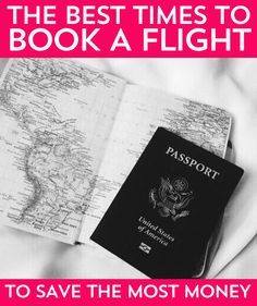 Looking to take a trip in the near future and worried about the price of plane tickets? Let's talk about the best time to book flights!