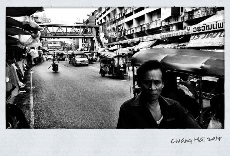 Chiang Maï street