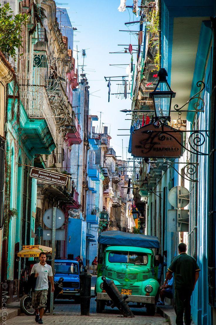Stage MBA1 d'Executive Business réalisé à Cuba !