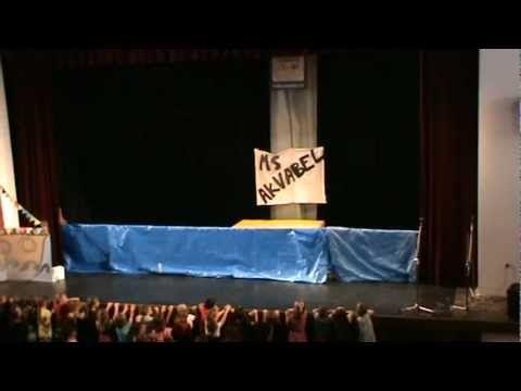 Školní akademie - Akvabely 9.A - YouTube