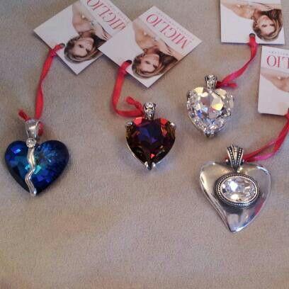 New Renaissance Designs from Miglio Jewellery!