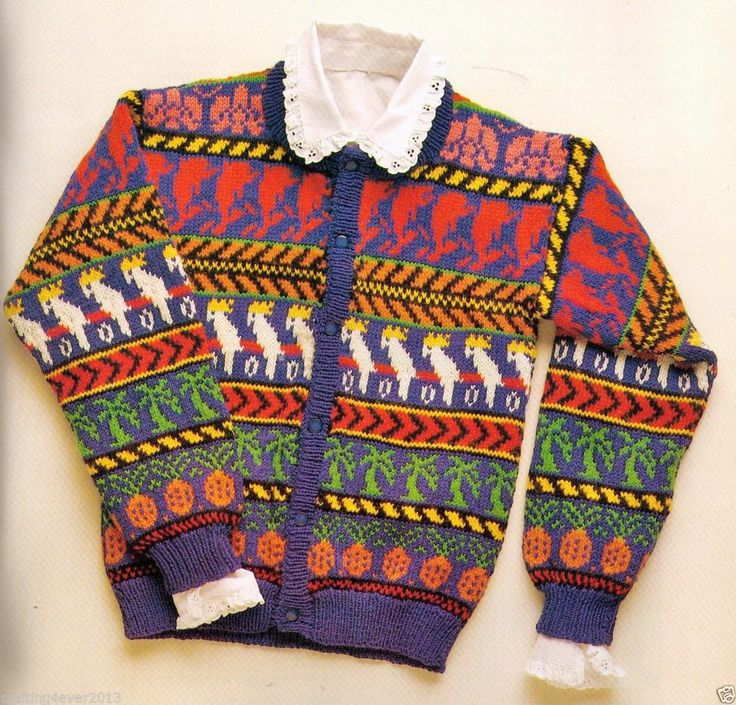 10 best FAIR ISLE - KNITTING - MIXED PATTERNS images on Pinterest ...
