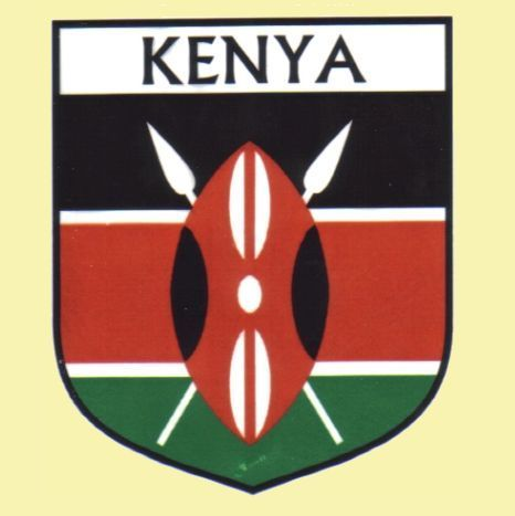 For Everything Genealogy - Kenya Flag Country Flag Kenya Decals Stickers Set of 3, $15.00 (http://www.foreverythinggenealogy.com.au/kenya-flag-country-flag-kenya-decals-stickers-set-of-3/)