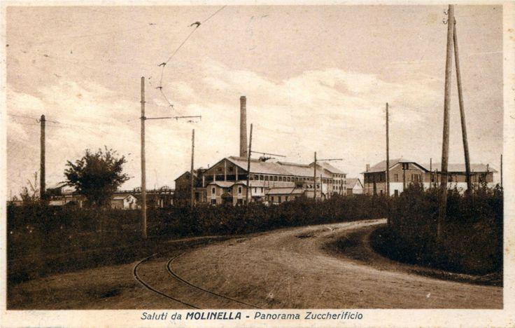 1948, Molinella, Zuccherificio