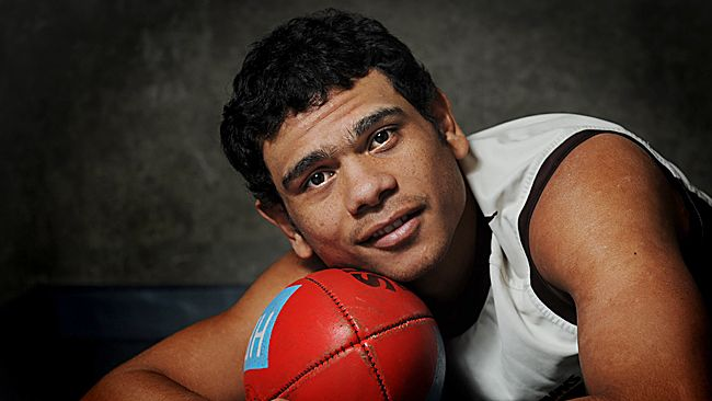 Cyril Rioli does something amazing every time he plays.