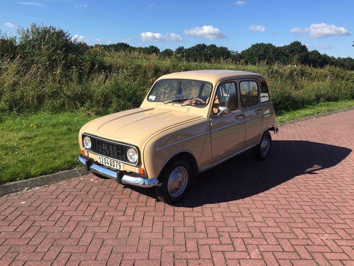 Renault 4 1126 - 1976