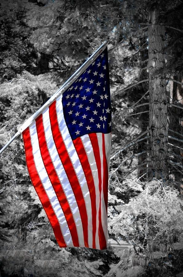 American Freedom In Color, I saw my Mama cry at the sight of the American flag, now I understand and I cry too