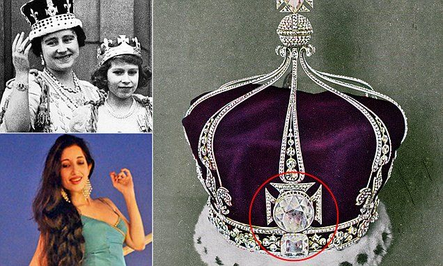 Indians sue Queen for return of £100m jewel in the crown