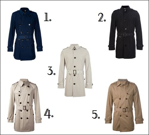 It´s trench-time! Wanna see my favs? http://speedtutorial.de/2013/10/trench-time/