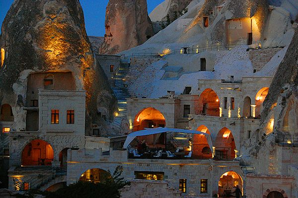 Gamirasu Cave Hotel Turkey-Top 15 Luxuri Hotels in The World