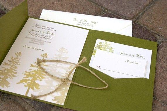 Ultimate Outdoor  Wedding  Invitation  Design Fee by mavora, $15.00