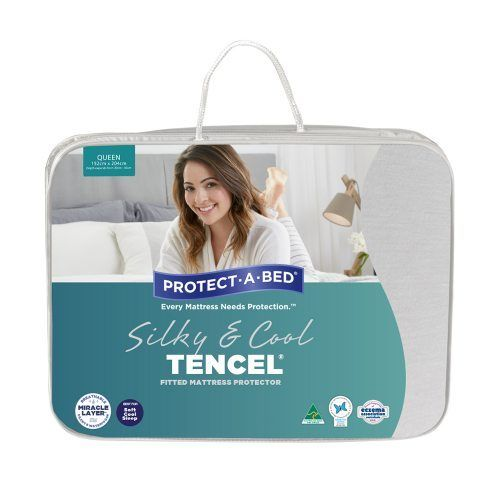 Tencel® Fitted Mattress Protector