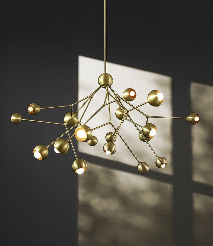 Luxury Lightmaker Studio is a lighting design pany specializing in Mid Century and Modern lighting fixtures