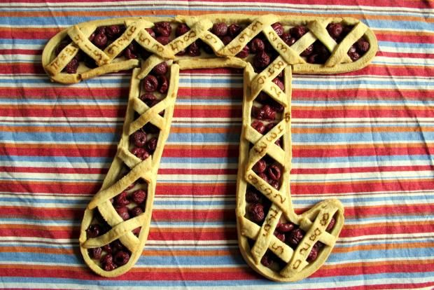 3.14 Ways To Enjoy Pie on Pi Day (http://blog.hgtv.com/design/2014/03/14/3-14-ways-to-enjoy-pie-on-pi-day/?soc=pinterest): Pi Feet, Foodies Fun, Scholast Math, Food Coma, Celebrity Pies, Food Art, Favorite Food, Cherries Pies