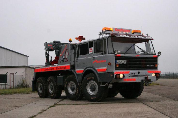 TATRA-813 = Autodienst Gabriele Kaufmann OHG