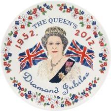 cath kidston diamond jubilee plate.: Queen Elizabeth, Diamond Jubilee, Kidston S Diamond, Beautiful Plates, Cath Kidston S, Queen S Diamond, Kidston Diamond, Elizabeth S Diamond