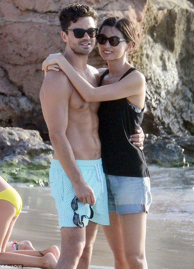 30093d19323 Gemma Chan and Dominic Cooper CONFIRM romance rumours in Formentera