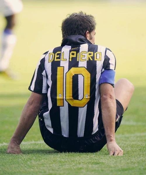 Alessandro Del Piero // Juventus 2010/2011