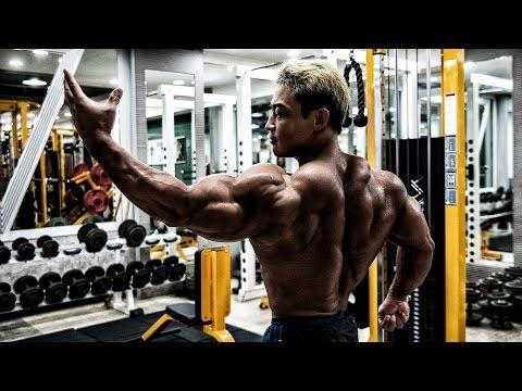 [개근질닷컴] MR. OLYMPIA, IFBB Pro 보디빌더 김준호 어깨 운동 / MR. OLYMPIA, IFBB Pro KIM JUN HO Shoulder Workout - YouTube