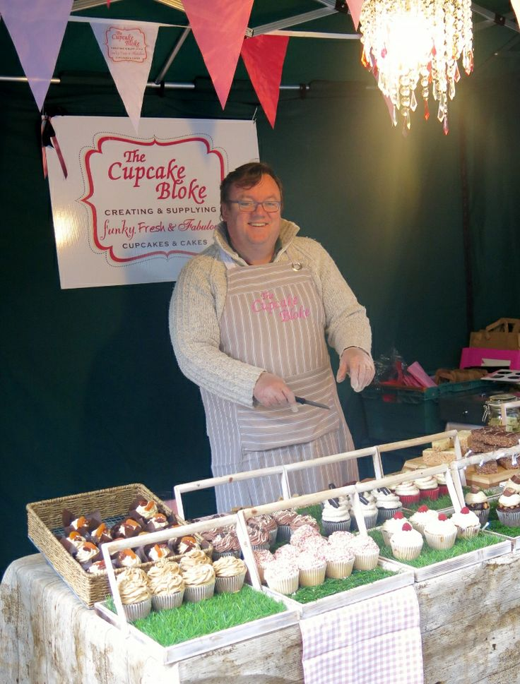 25 best Cake stall display ideas images on Pinterest ...