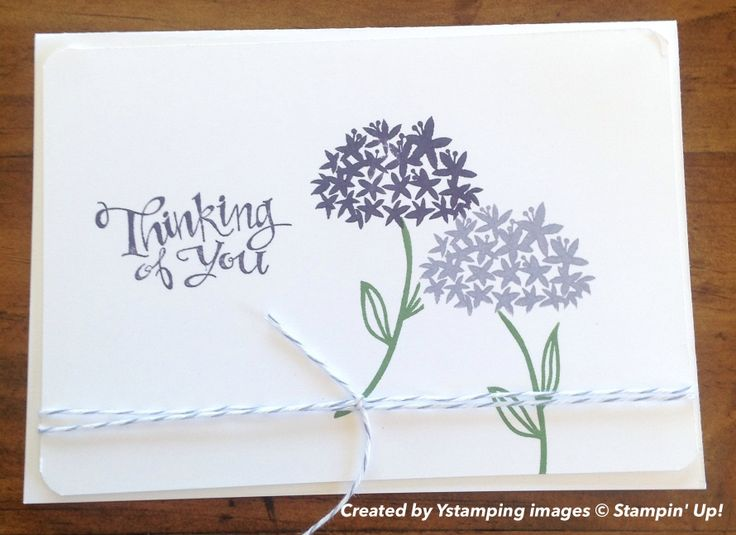 Ystamping - all about the purple