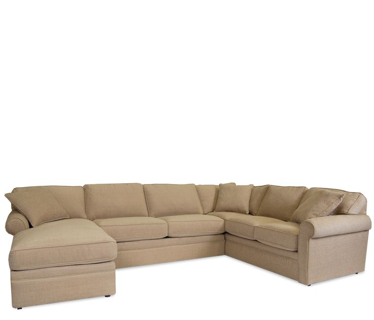 Stuart Sectional With Chaise