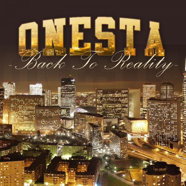 Onesta - Back To Reality (CD, Album) at Discogs