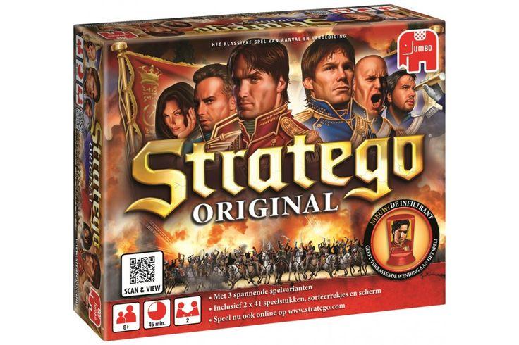 Stratego Original van Jumbo bestel je bij Cadeau.nl