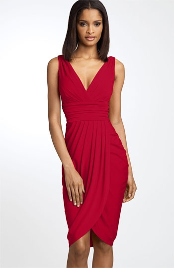 Maggy London Sarong Dress | Nordstrom: Little Dresses, Sarong Dress, Maggie London, Cocktails Dresses, Bridesmaid Dresses, London Sarongs, Sarong Dresses, Little Black Dresses, Maggielondon