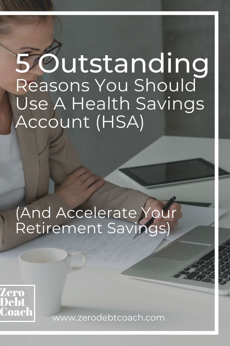If You Haven T Looked Into A Health Savings Account Or Hsa Here Are 5 Very Strong Reasons You Should Health Savings Account Budgeting Money Savings Account