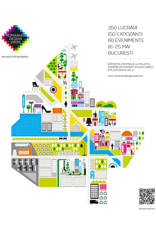 First article about Romanian Design week: http://www.elle.ro/news/350-lucrari-150-de-expozanti-60-de-evenimente-te-invitam-la-romanian-design-week-2014-363393/