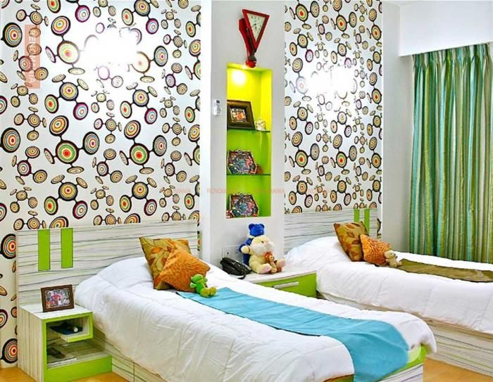 17 Best Kids Room Wall Design Images On Pinterest Kid Bedrooms