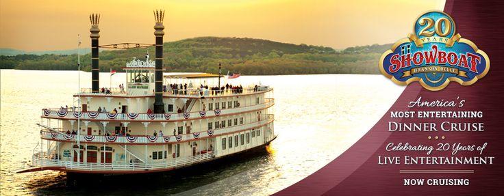 Showboat Branson Belle Dinner Cruise