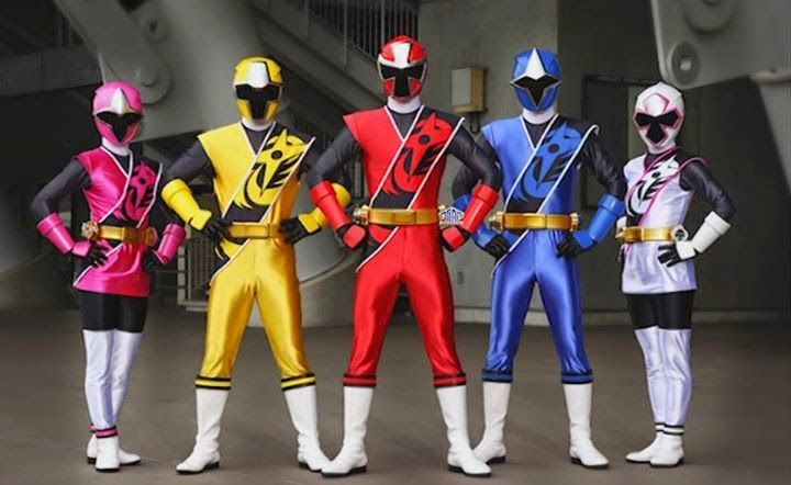 Following Power Rangers Super Dino Charge, Power Rangers Ninja Steel has just been announced at Power Morphicon, August 8th. This series will be the 24th season of Power Rangers and will solely be based upon Japan's Shuriken Sentai Ninninger. The premiss of the story will be an intergalactic game show with a tournament style of fighting, broadcasted throughout the universe. #SonGokuKakarot