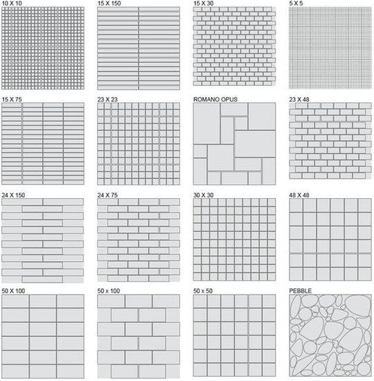 Patterns For Floor Tile Hoa Tiet Le Pattern Pinterest Tiles Flooring And