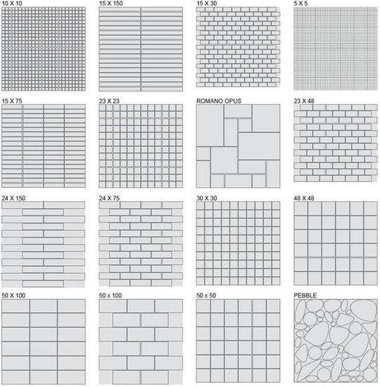Patterns For Floor Tile Hoa Tiet Le Pattern Pinterest Tiles Flooring And
