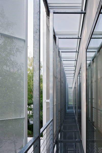 Mrt Building Fachadas Arquitectura Barandas