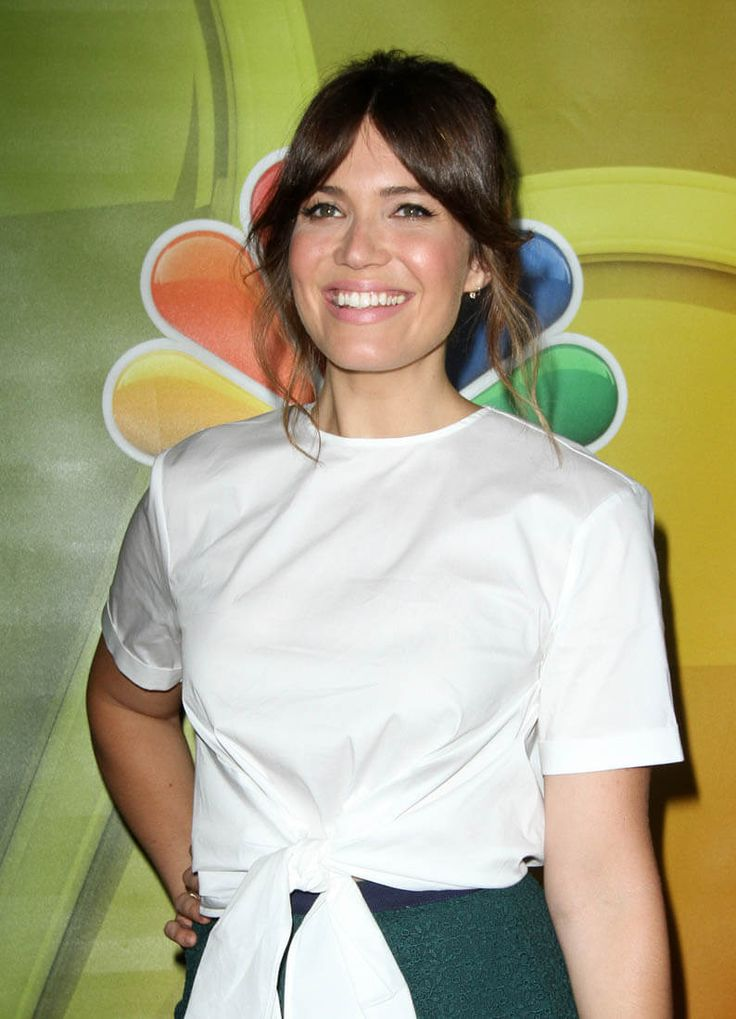 Mandy Moore attends NBCUniversal's Summer Press Tour - Day 1 held at the Beverly Hilton Hotel, August 2, 2016 266819