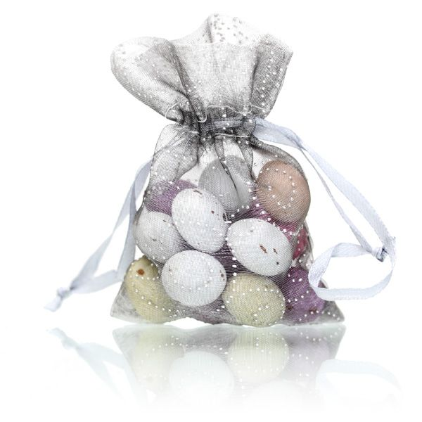 As our wedding is at Easter we were thinking mini eggs as favors!