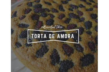 Torta de Amora Light