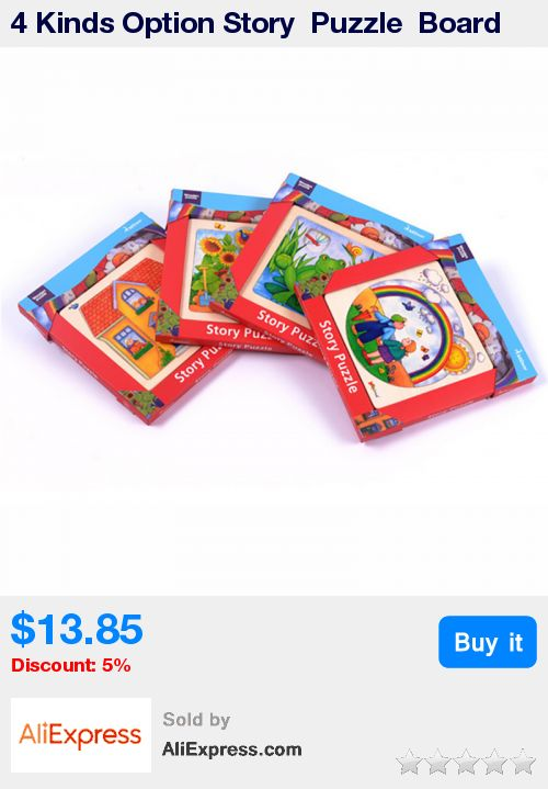 4 Kinds Option Story  Puzzle  Board Game ,Funny Game Easy To Play With Party/Family ,Puzzle Game For Children Gift With Family  * Pub Date: 23:47 Jul 8 2017
