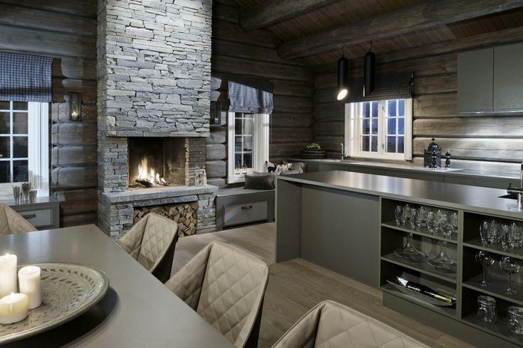 Bilderesultat for lysdesigner hytte