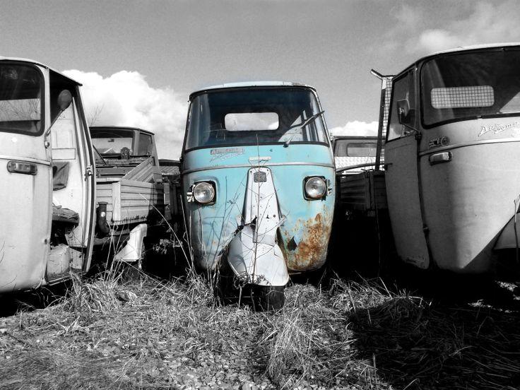 Piaggio Ape MPV 600 #Piaggio #Ape #Piaggioape #Casamoto #Casa #Moto