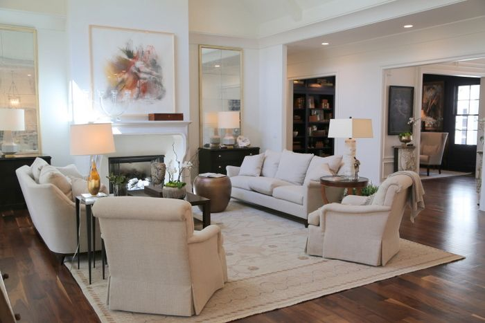 Best Paint Colors For The Southern Living Showcase House Home 400 x 300