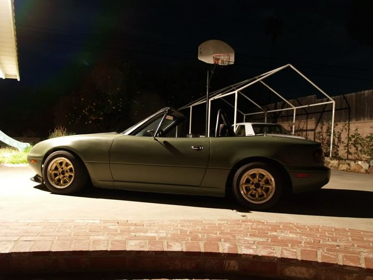1991 Mazda MX5 Red??? - Readers Rides - MX-5 Owners Club Forum - Forum
