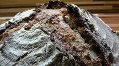 Kváskový chléb a jiné mňamky: Okatý chléb