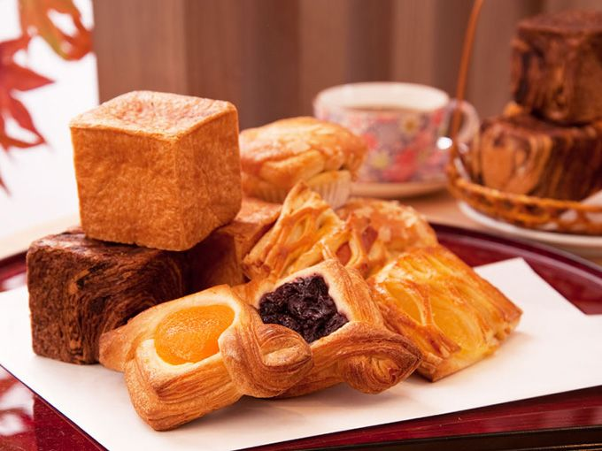 京都発・高級デニッシュ食パン「ミヤビ」のカフェが神保町にオープン - 新作パンを先行販売 | ニュース - ファッションプレス