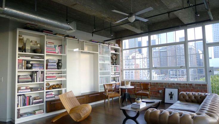 Houston Loft by CONTENT Architecture 03