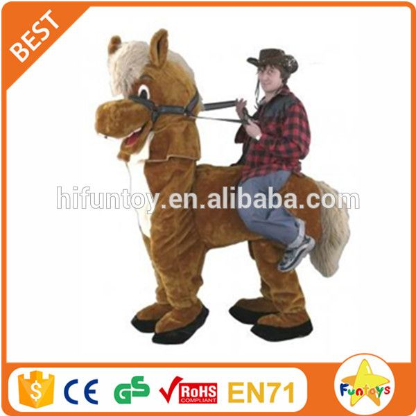 Check out this product on Alibaba.com App:Funtoys CE Carry Me Horse Piggy back Mascot Costume https://m.alibaba.com/Uzmuii