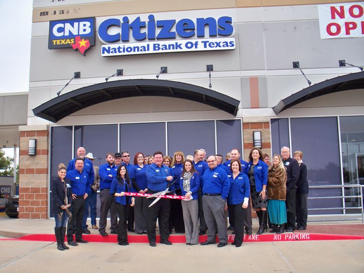 Founded in 1868, Citizens National Bank of Texas is the 3rd oldest independent bank in Texas. It's a locally owned & operated, full-service bank that offers the same, many times better, services as major, nationwide banks. One of its primary focuses is reinvesting in the communities it serves either through small business loans, charitable giving or volunteering in the community. CNB is located in 7 cities with 10 branches throughout Johnson and Ellis Counties. www.cnboftexas.com…